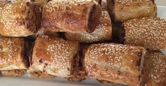 Sally's Vegetarian Sausage Rolls (Tastes Like Meat)