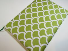 Laptop Case or MacBook Case fits 13 Macbook Pro  by NagihanDesigns, $30.00