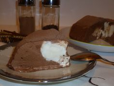 tartufo al cioccolato, dolce al cucchiaio