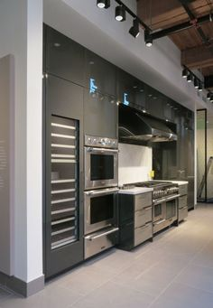 Posts about Interior Design written by Mick Ricereto Interior Product Design Luxury Kitchen Design, Kitchen Room Design, Kitchen Dinning, Home Decor Kitchen, Modern Interior Design, Custom Kitchens, Home Kitchens, Home Interior, Kitchen Interior
