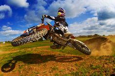 Motocross Photography on the Behance Network