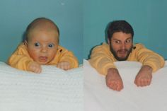 Grown Brothers Recreate Childhood Photos. These Are Hilarious! - http://www.lifebuzz.com/then-and-now-photos/