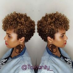 """""""Tapered CroSlay"""" by Yours Truly using @curlkalon """"Saniya"""" and """"Carrie"""" in #27, and #30. . For all Appointments Click the StyleSeat Link in My Bio ☝☝☝#noleaveout #Crochet  BookingTruVanity@Gmail.com ________________________________________  #crochetbraids #protectivestyles #njhairstylist #nychairstylist #atlhairstylist #teamnatural #naturalgirlsrock #naturalstyles #crochetstyles #miamihairstylist #miamicrochetbraids #healthy_hair_journey #healthyhair #nychairstylist #nycrochetbraids #croch"""