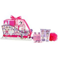 Buy Grace Cole Glitter Fairies Sleigh Ride Bath Gift Set Online at johnlewis.com