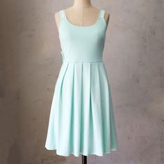 Derica Dress Mint