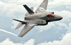 O caça americano F-35 de quinta geração não é tão invulnerável como era geralmente considerado até aqui.