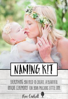 1000 Ideas About Naming Ceremony On Pinterest
