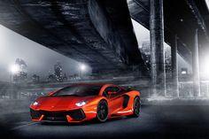 Lamborghini Aventador photo by Steve Demmitt