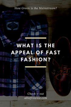 The Appeal of Fast FashionEdit description Cheap Plus Size Clothing, Cheap Clothes Online, Monochrome Fashion, Minimal Fashion, American Made Clothing, Recycled Fashion, Recycled Clothing, Fast Fashion, Vegan Fashion
