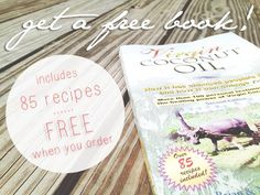 Get a free coconut oil book!
