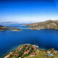 Bozburun, a district in Marmaris, is famous for its amazing coasts.