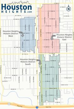 Houston Heights neighborhood facts: Maps, Community information, homes for sale, real estate trends, events, history, school zoning, all from a local top-ranked local realtor. http://www.houstonproperties.com/houston-heights-real-estate.html