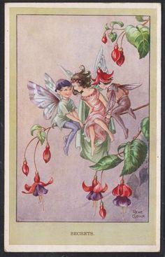 RENE CLOKE card, 1939   eBay