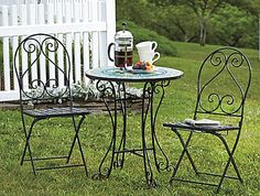 Next time you're looking to shake up your indoor decor, head straight to the outdoor section.