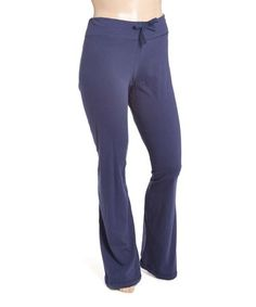 Loving this Navy Lounge Pants - Plus Too on #zulily! #zulilyfinds