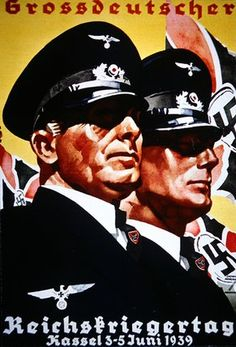 Image result for a collection of Nazi propaganda posters