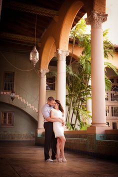 Photography: PS Photography - http://www.stylemepretty.com/portfolio/ps-photography   Read More on SMP: http://www.stylemepretty.com/2012/07/11/coral-gables-engagement-session-by-ps-photography/