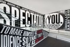 May 11, 2014, 7:30pm--Close Encounters | Our Words: A Pop-Up Mural. Spend Mother's Day at the Hammer Museum by creating art! In a drop-in workshop led by artist and educator Mekenzie Kay Schneider, families will learn and talk about Barbara Kruger's Untitled (Hello/Goodbye) and then use their discoveries as inspiration for a community mural that explores the theme of family.
