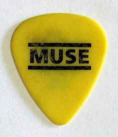 Matt's Plectrums (Guitar Picks).. - Forums - Muselive