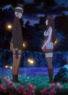 The Last Naruto The Movie : Naruto Uzumaki & Hinata Hyuga - cutest part
