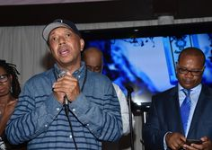 Russell Simmons Speaks Out Against NYPD Union President Patrick Lynch | Hip Hop My Way