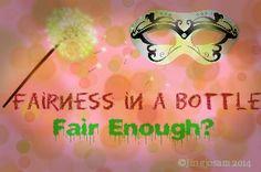 getting fair, is it worth it? Whitening, Bottle, Beauty, Beleza, Flask, Cosmetology, Jars