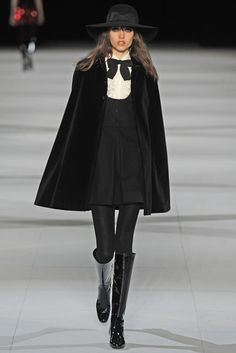 Saint Laurent RTW Fall 2014 - Slideshow - Runway, Fashion Week, Fashion Shows, Reviews and Fashion Images - WWD.com