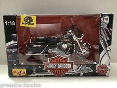 (TAS006597) - Maisto - Harley Davidson Motor Cycles