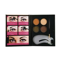 1pc BeautyTreats Perfect Eyebrow Powder Kit 965 ** For more information, visit image link.
