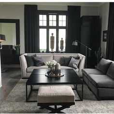 home, interior, and house image Home Decor Furniture, Luxury Furniture, Home Furnishings, Interior Design Living Room, Living Room Designs, Living Room Decor, Room Interior, Living Rooms, Rustic Apartment