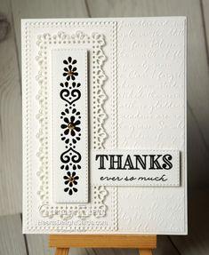 Heart's Delight Cards: Ornate Thanks Sneak Peek