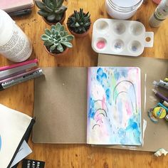 A new sketchbook like a new day is an opportunity to start afresh.  What will you do with this new beginning? #mondaymotivation #art #arttherapy #artastherapy #sketchbook #newday #selfexpression #beginnings #hotoarttherapy #ontario