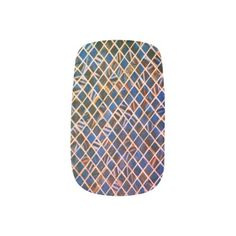 Marrakesh Pattern with Selected Colors Minx Nail Art  $21.45  by sam6372  - custom gift idea