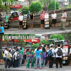 public witnessing in the Philippines