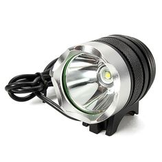 XM-L T6 LED Bicycle Bike Light HeadLight Headlamp Torch
