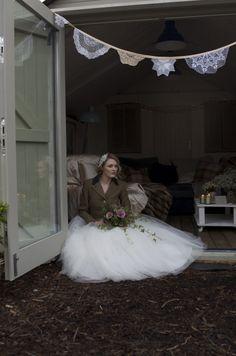 Styled shoot at Gilpin Lodge & Lake House