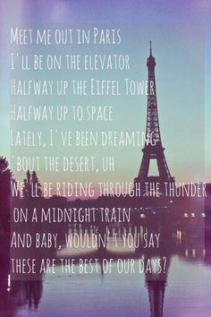 For blue skies strays don t sleep lyrics