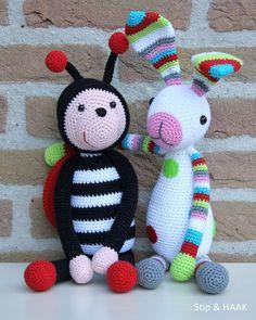 Stip Haak Aanpassingen Dieren Haken Pinterest Crochet