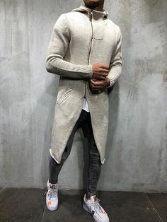 womens sweaters – Gardening Tips Casual Dress Code For Men, Men Casual, Smart Casual, Sweater Hoodie, Men Sweater, Blazer Outfits Men, Dope Outfits, Knitwear Fashion, Men's Knitwear