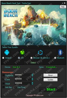 Boom Beach Hack and Cheats http://yoyha.com/boom-beach-hack/