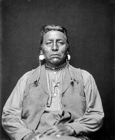 Kuan Alarkon Marivil Chief Two Guns White Calf. Blackfoot. 1923