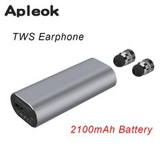 2017 Apleok TWS Mini Bluetooth Headphones Earbud http://www.urbangearstore.com/products/2017-new-tws-mini-bluetooth-headset-stereo-music-earphone-built-in-mic-small-wireless-earbud-with-2100mah-recharge-battery?utm_campaign=crowdfire&utm_content=crowdfire&utm_medium=social&utm_source=pinterest  Join us and take an extra 20% off your entire order + free shipping worldwide urbangearstore.com