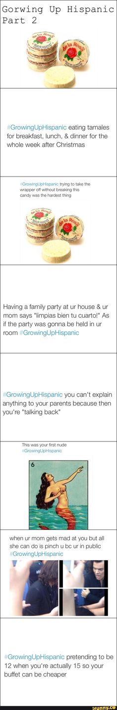 hispanic, growing, up, lol