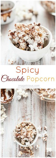 Spicy Chocolate Popc