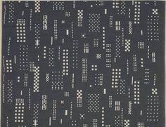 "Furnishing Fabric ""Manhattan""; Designed by Alexander Girard, 1958."