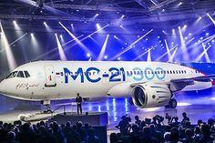 Rusia desafía a Airbus y Boeing
