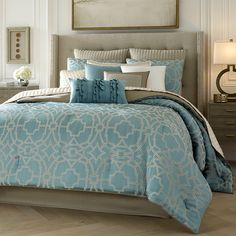 Candice Olson Arcadia Comforter Set