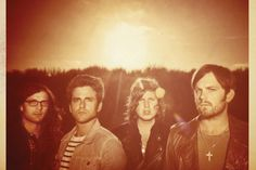 Kings Of Leon - dixie rock