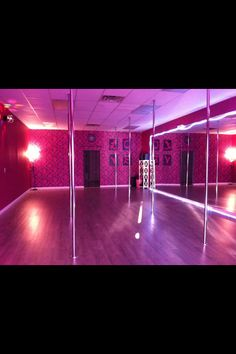 I want a pole in my woman cave! My release! Just listen to some jams dance the heck away. Girl Cave, Babe Cave, Woman Cave, Future House, My House, Home Dance Studio, Stripper Poles, Dance Rooms, She Sheds
