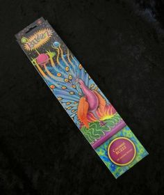 Coconut Buzz. Scents are so clean and crisp - you can almost feel them tingle! So light up and see what the buzz is all about. 20 Incense sticks.